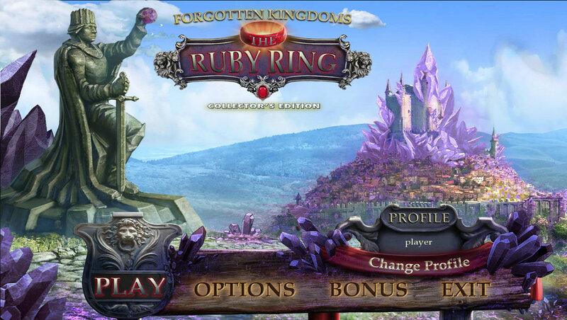 Forgotten Kingdoms: The Ruby Ring CE
