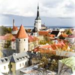 Таллин: старый город