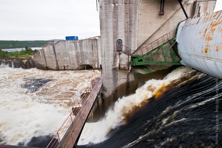 0 ccb2b be7fa0a1 orig Нижне Туломская ГЭС, большой фоторепортаж