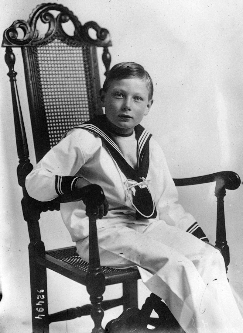 Prince John (1905-1919)