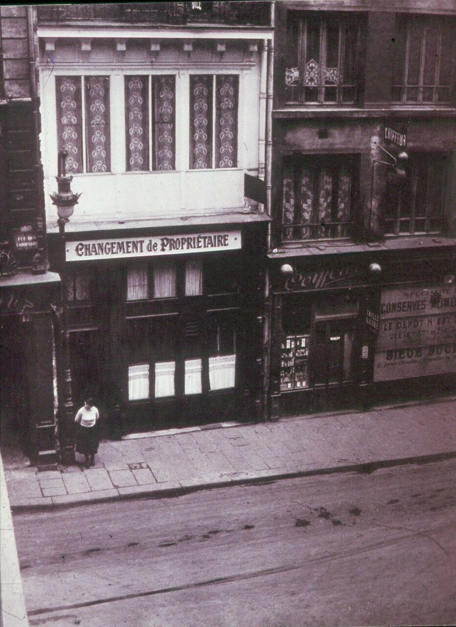 1932. Бордель на рю Ломбар
