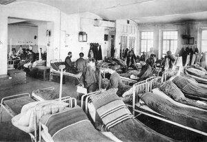Спальня рабочих