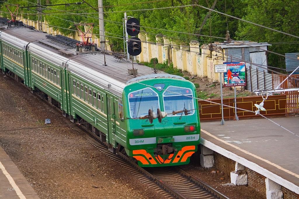 Железнодорожная платформа Люблино