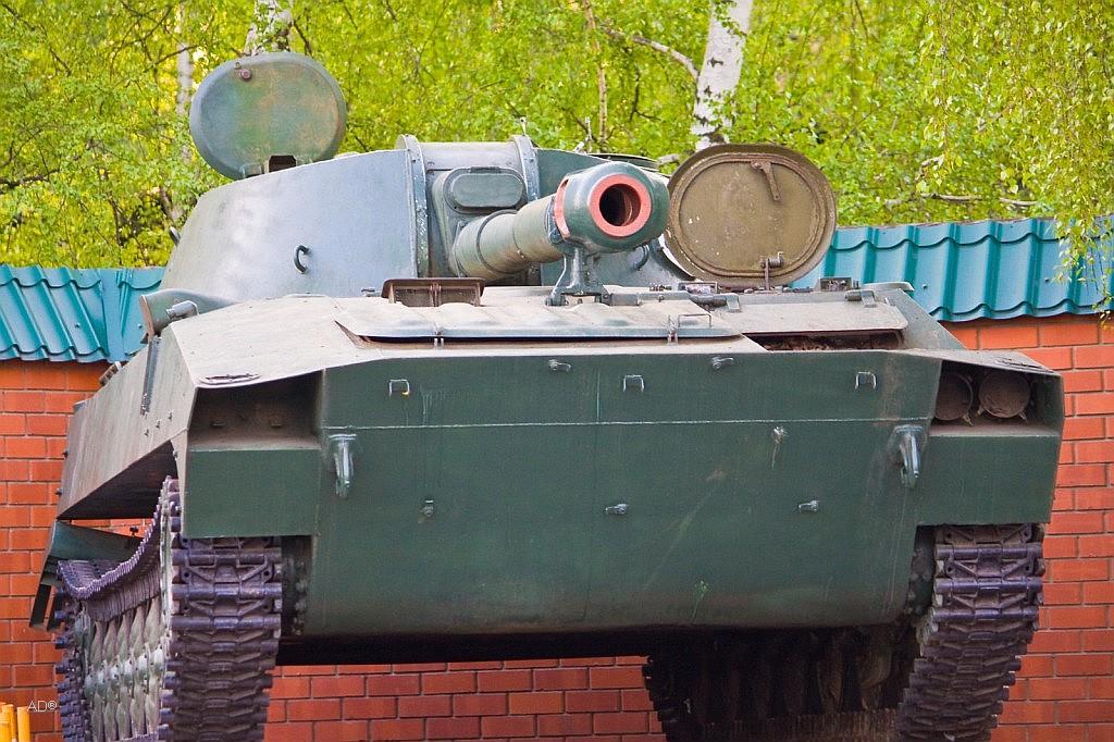 Самоходная артиллерийская установка (САУ) – гаубица 2С1 «Гвоздика»