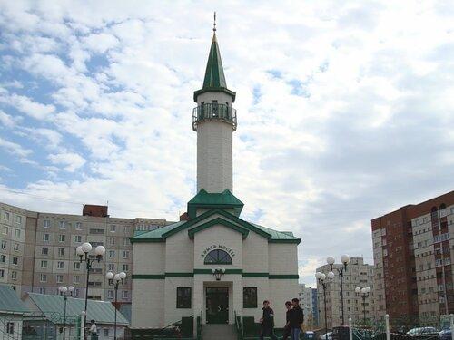 """мечеть """"Хамза"""", г. Уфа"""