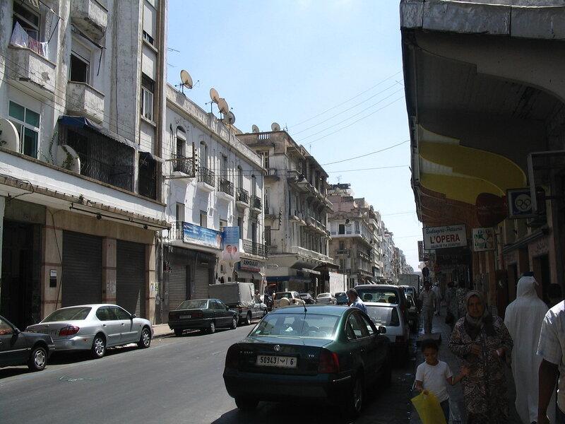 Улицы, вывески, дома :)