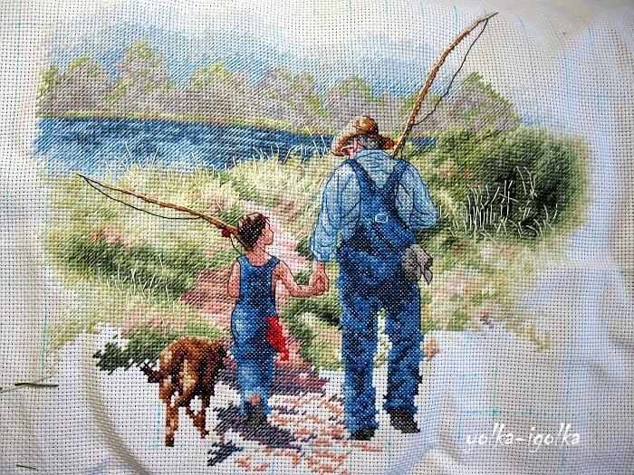 Рыбаки 13 сентября 09