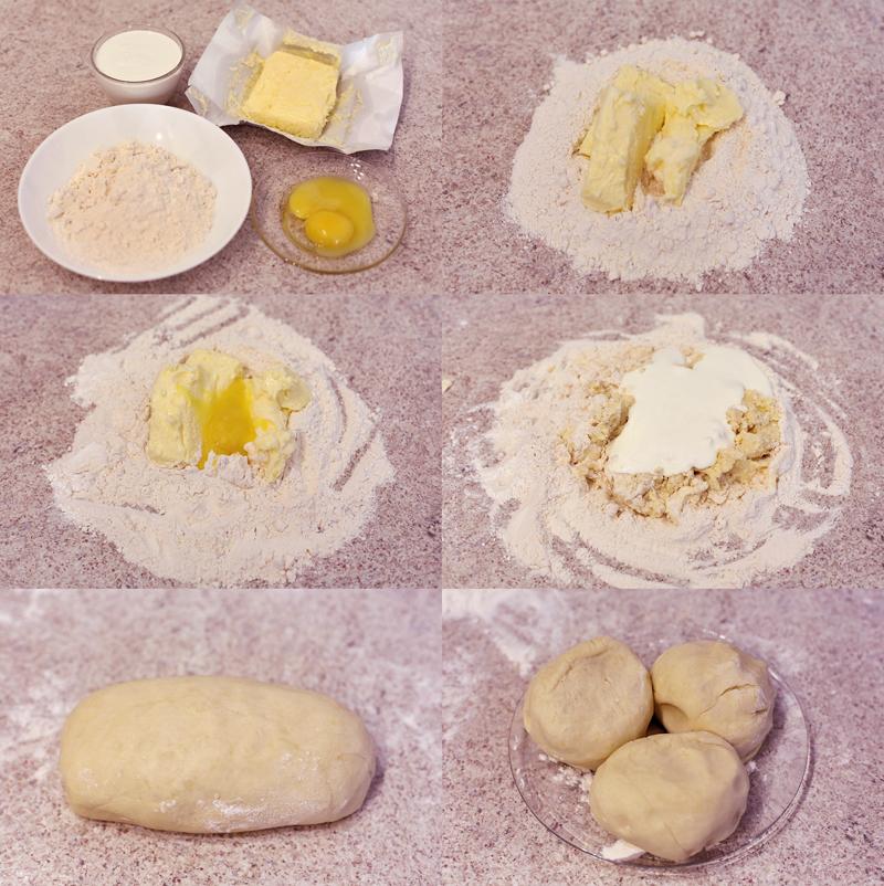 Пахлава - пошаговый рецепт с фото #3.