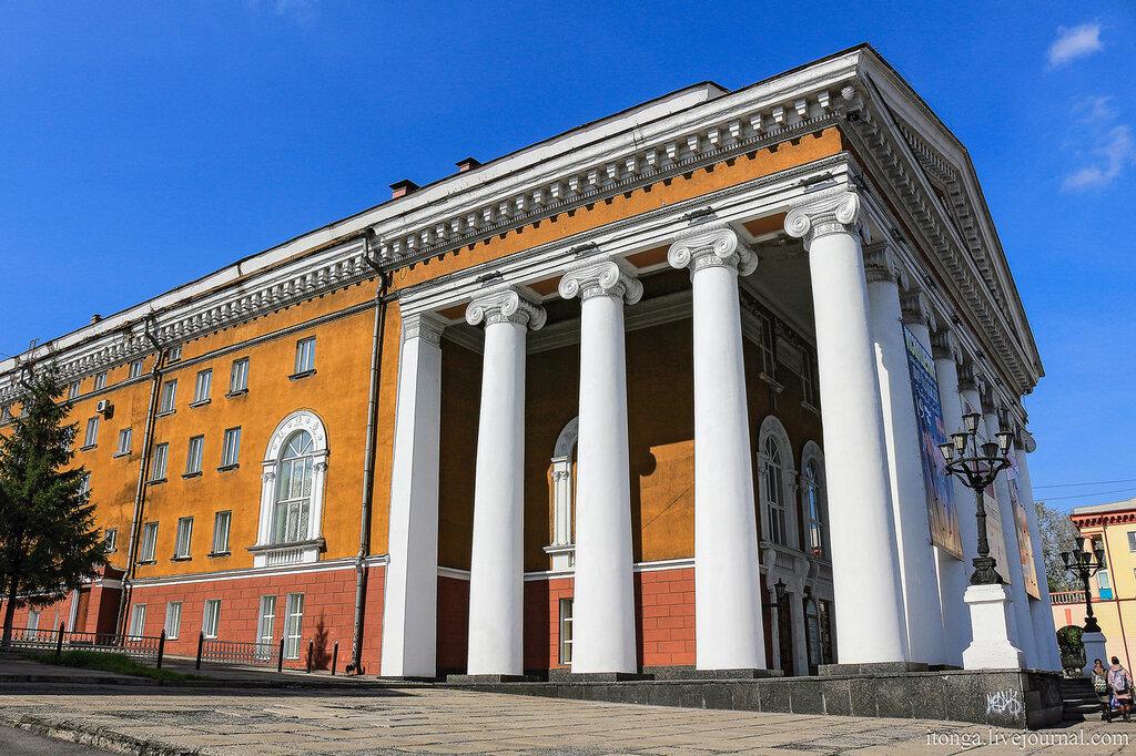 Прокопьевский драмтеатр