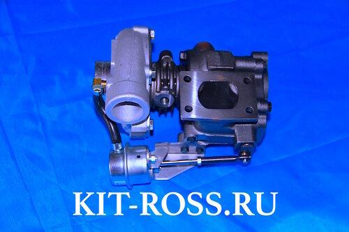 Турбина Турбокомпрессор GT25 GT 25 GT-25 турбина FOTON 1093 1069 E 3  Евро 3 Фотон 1069 1093 T64801017