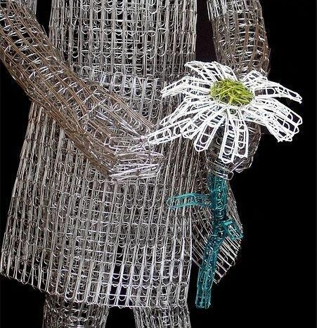 Скульптуры итальянского художника Pietro D'Angelo