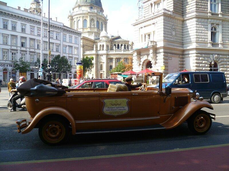Будапешт - автомобиль (Budapest - Car)