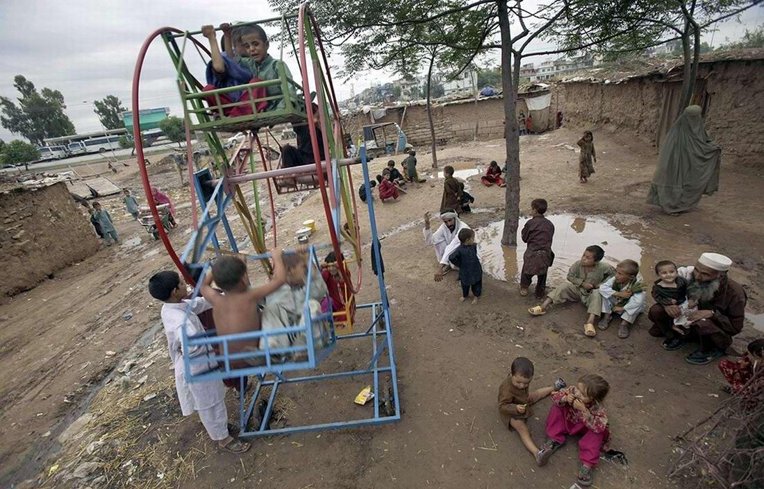 Парки развлечений для бедняков: Пакистанские Диснейленды (4)