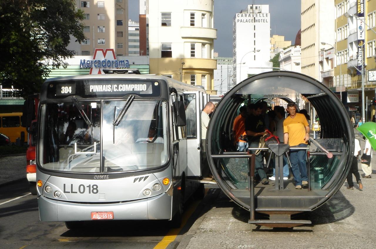 Куритиба, Бразилия. Фотография Mario Roberto Duran Ortiz Mariordo