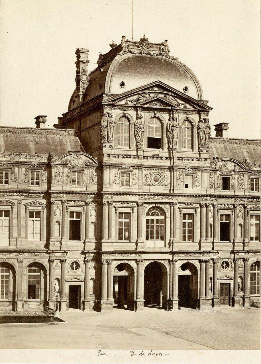 1880-е. Лувр
