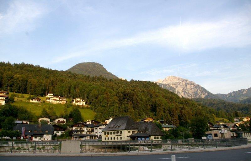 Из Мюнхена на Восток. Berchtesgaden, Salzburg. (50 фото)