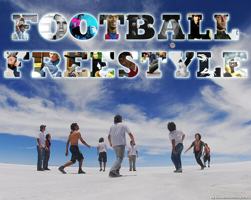football freestyle all stars