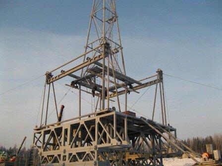 Буровая установка 3Д-86 от Компании АВТОМАГНАТ