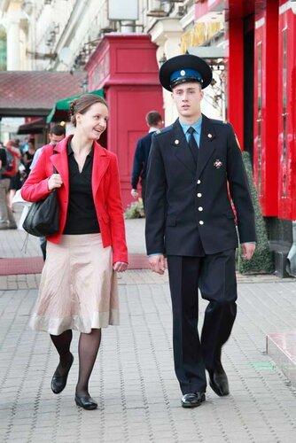 Европейский сентябрь в Москве