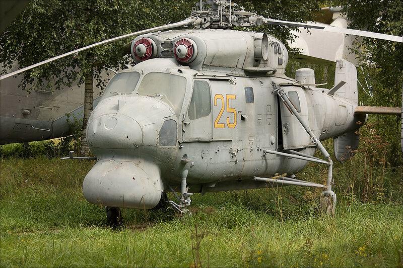 вертолета для сельского