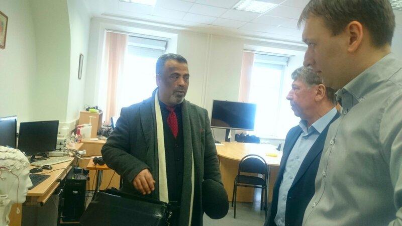Российско-иорданские проекты в области психофизиологии