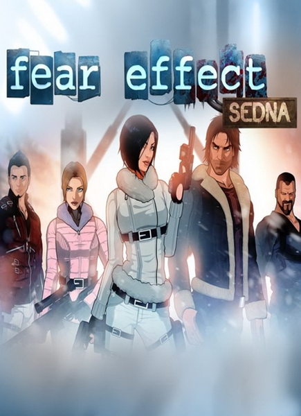 Fear Effect Sedna (2018/ENG/MULTi3)