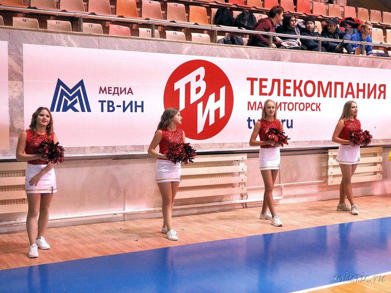 23 Динамо Магнитогорск - Нефтехимик 25.01.2018