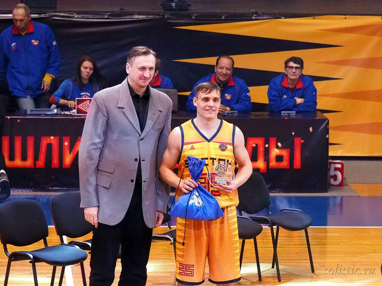 128 Матч звезд АСБ 2018 (ассоциации студенческого баскетбола)