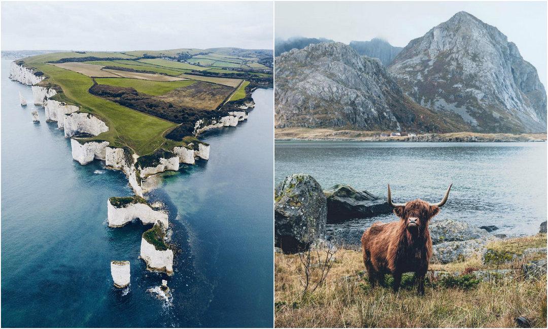 Путешествия и приключения на снимках Тобиаса Мейера