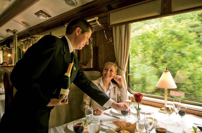9 поездов, в которых вы просто обязаны поесть