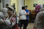 Воскресным вечером 4 февраля в духовно-просветительском центре при Донском храме силами ансамблей Донская слободка и Курень была проведена традиционная праздничная Вечёра для прихожан