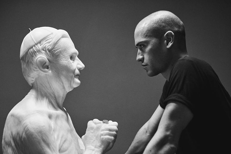 Джаго Якопо Кардильо/ Скульптура.