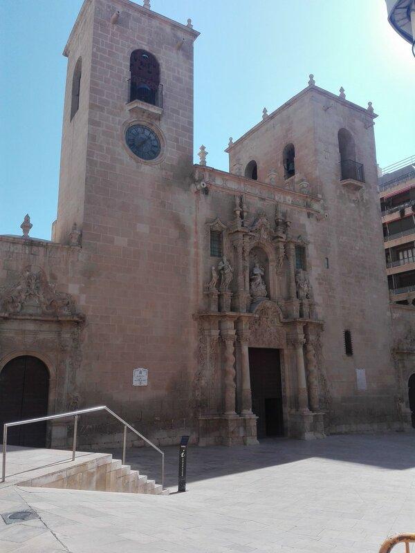 Costa Blanca сентябрь 2017г.
