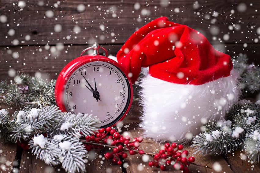 С Новым годом Красивая картинка