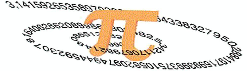 Открытка Международный день числа «Пи». Поздравляем