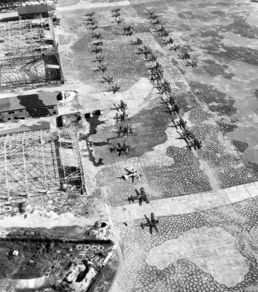 Japan Aerial Photos Late 1945 - George Silk - LIFE