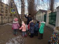 В гости к зимним деревьям