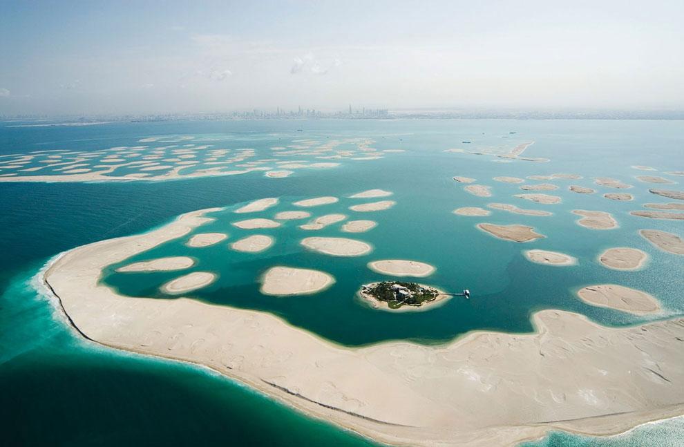 На островах архипелага Мир будут расположены самые роскошные дома планеты. Приобрести остров может д