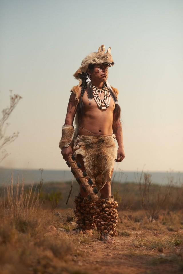 Коренные народы Мексики в ослепительных костюмах. Фотограф Диего Уэрта (12 фото)