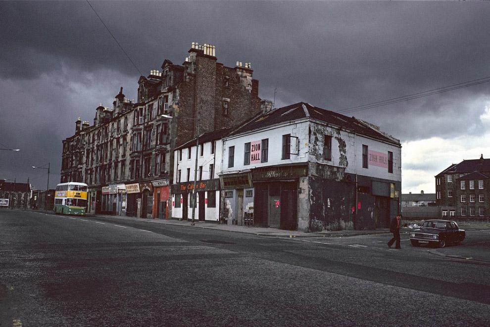 «Совок» в Шотландии