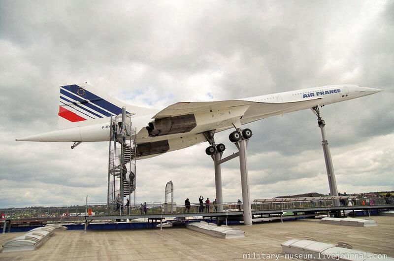Concorde в Зинсхайме