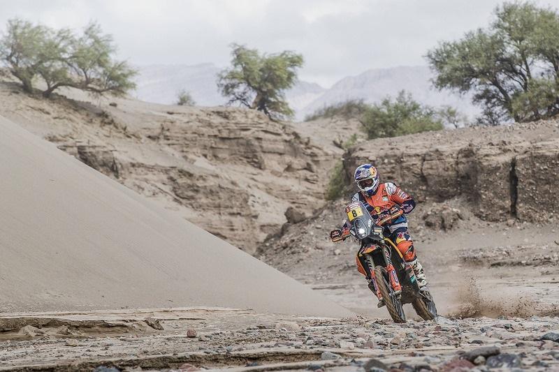 Ралли Дакар 2018: 12-й этап отменили из-за плохой погоды