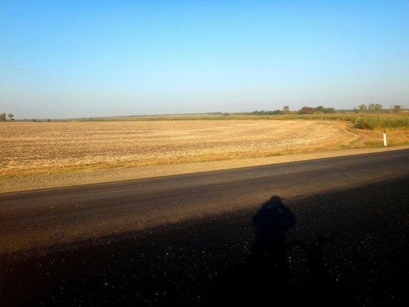 Время убранных полей ... 16. Фото из велокольца. Ахтари-Староминская-Бейсугский пролив (106).JPG