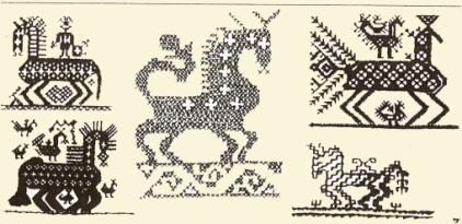 Конь — символ солнца, перевозчик солнца по дневному небу