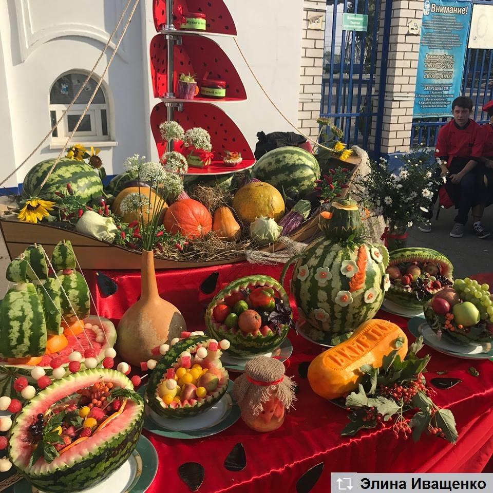 праздник арбуза фотоотчет