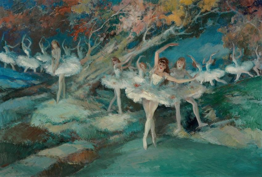 1944 Балет (Ballet)