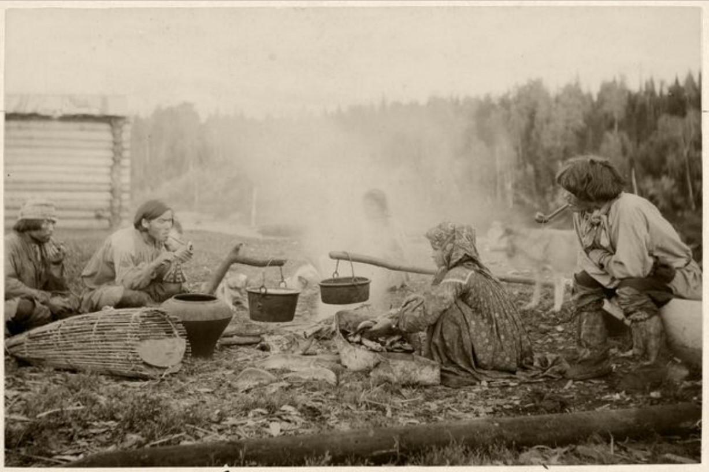 1898-1900. Сибирская этнографическая экспедиция Уно Тави Сирелиуса. Часть 9