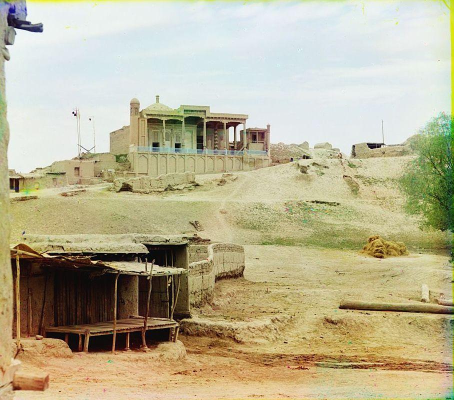 Мечеть Хазрат-и-Хизр