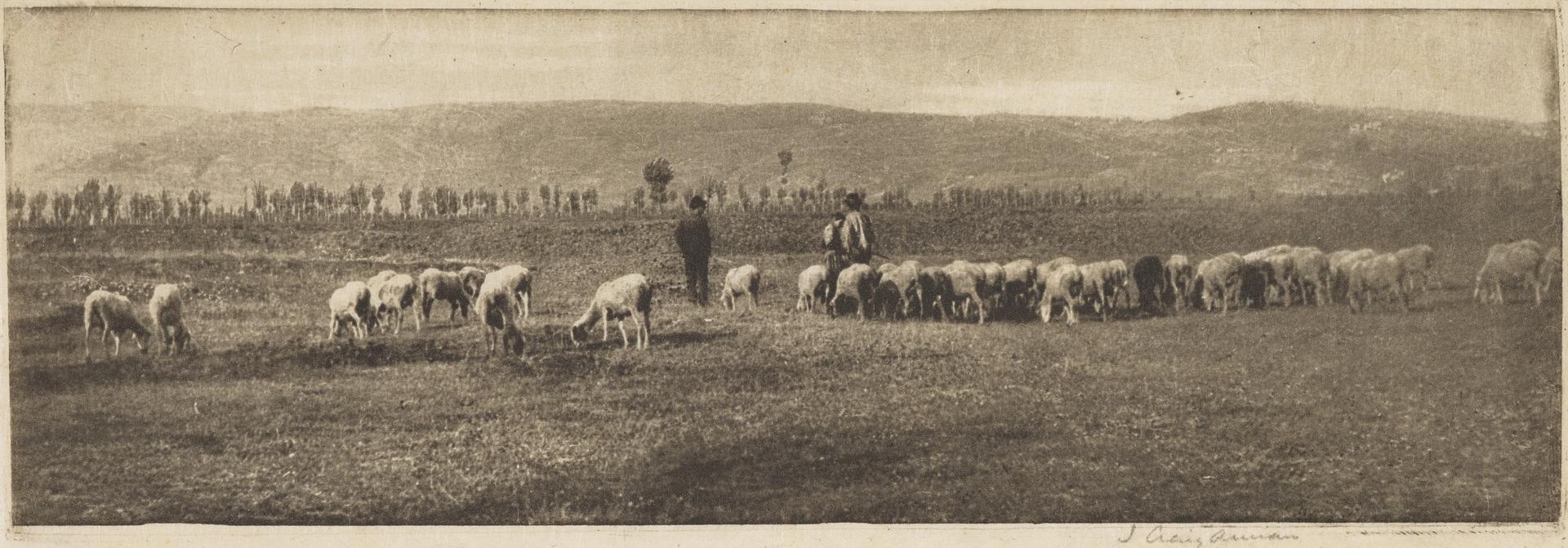 1894. Ломбардийская пастораль