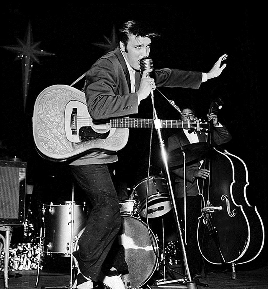 1956. Элвис Пресли